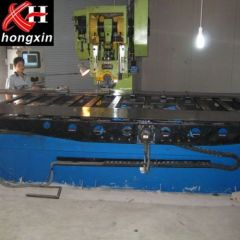 punched hole mesh machine