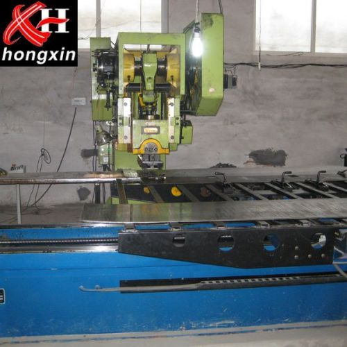 perforated metal screen sheet machine