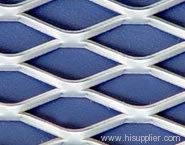 expaded steel plate mesh