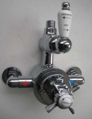 Exposed Thermostatic shower Valves