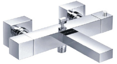 wall Thermostatic shower Mixers