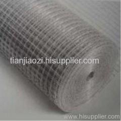 galvanzied welded wire mesh