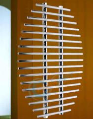 Designer Chrome Heated Towel Rail