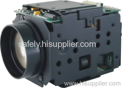 1/4 CCD Safely 420 TV lines Speed dome camera module