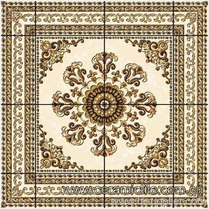 Art Floor Tile Pattern Wall Pattern HT021