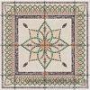 Art Floor Tile Pattern, Art Wall Tile Pattern