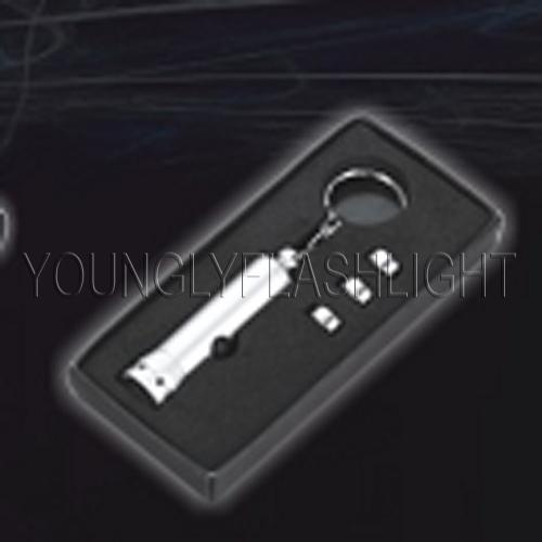 mini aluminum flashlights