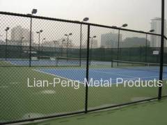 playground wire mesh fence