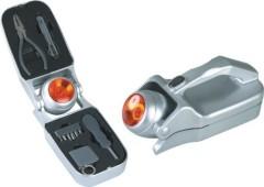 tool set with flash light