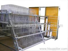 A type chicken coop