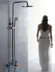Exposed Shower Column