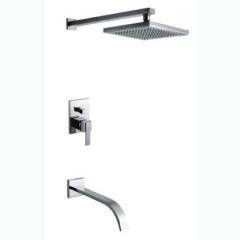 Brass Concealed Shower Set