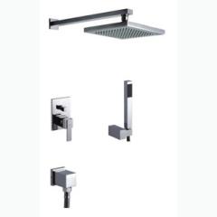 Concealed Shower System