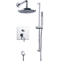 Concealed Thermostatic Shower Set