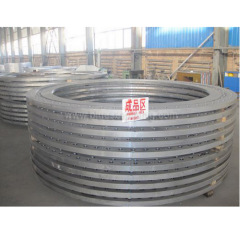 Large-diameter Flange