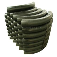 seamless steel bend