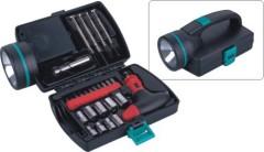 24pcs HAND Tool Set with Flashlights