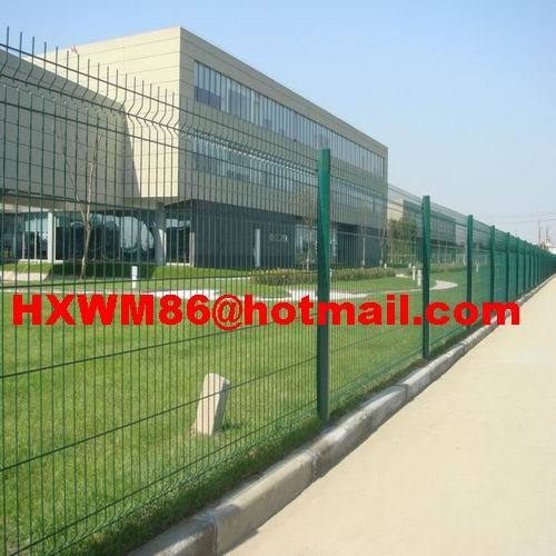The Temporary Fence Mesh Panels