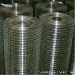 PVC coated welded wire mesh for decks