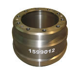 heavy duty brake drums