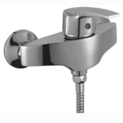 Wall Mounted Brass Shower Mixer