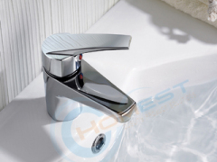 Single Lever Brass Basin Mixer