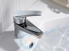 Single Lever Brass Basin Mixer