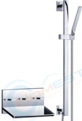 Brass waterfall bath shower faucets
