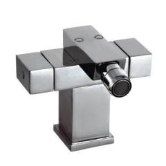 Square Single Lever Bidet Mixer