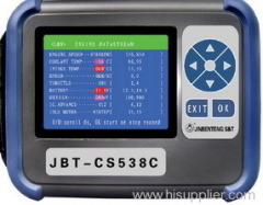 JBT CS538 Diagnostic Scanner