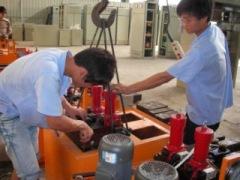 Jiaozuo City Qian Niu Mining Equipment Co., Ltd.