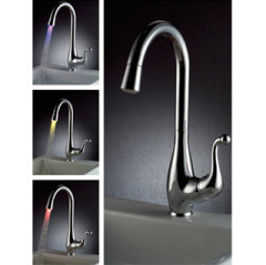 LED Sink Kitchen Faucet