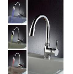 LED Kitchen Faucet