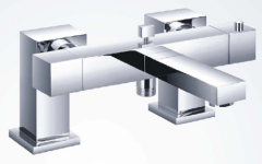 Deck mounted Thermostatic Bath shower Mixers
