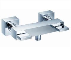 Square Bath shower Faucet
