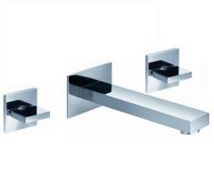 Inwall Square Basin Faucet