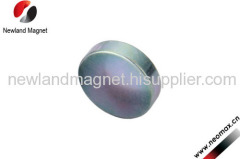 sintered neodymium magnetic disc