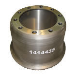 hino heavy duty brake drums