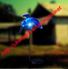Solar garden lamp - Honey bird
