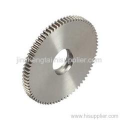 spur motor gear
