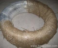 GI. iron wire