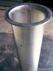 wire mesh tubes vats