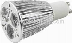 GU10 3X2W LED SPOT LIGHT