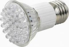 Low power JDR E27 led spotlight