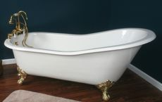one slipper baths