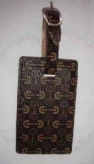 pu name tag