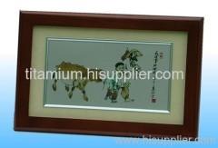 Titanium prints