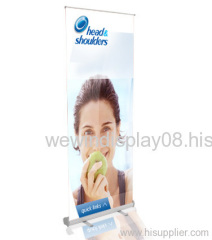 roll up screen; up display/roll up banner stand