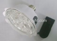 19LED remote control emergency lamp