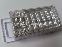 15+6Led portable Emergency lamp